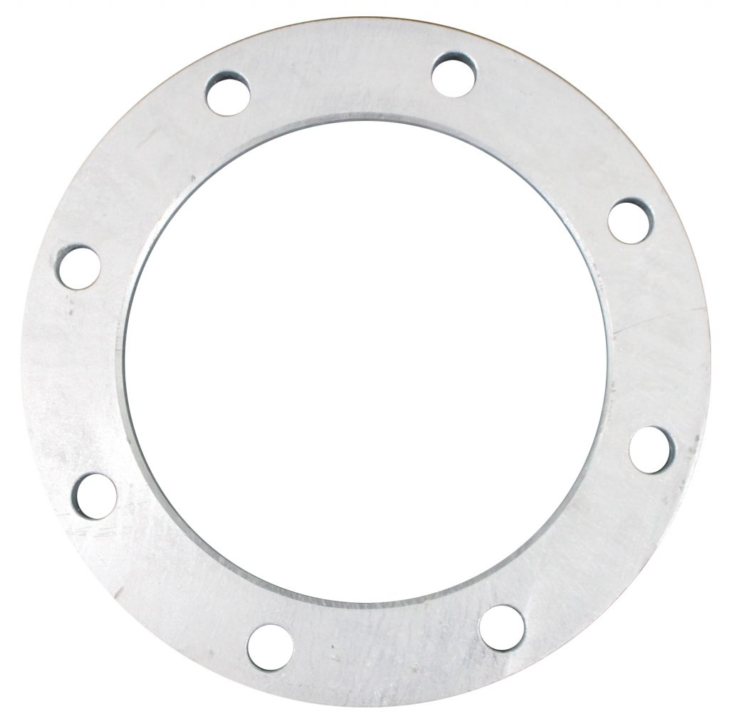 An image of a backing ring PVC manufactured by Solo.