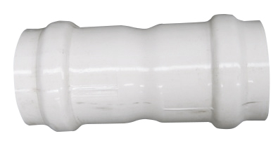 A socket and coupler manufactured by Solo.